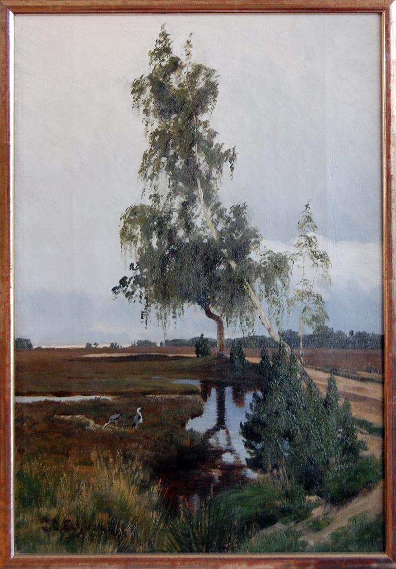 C.C.Schirm Moortümpel