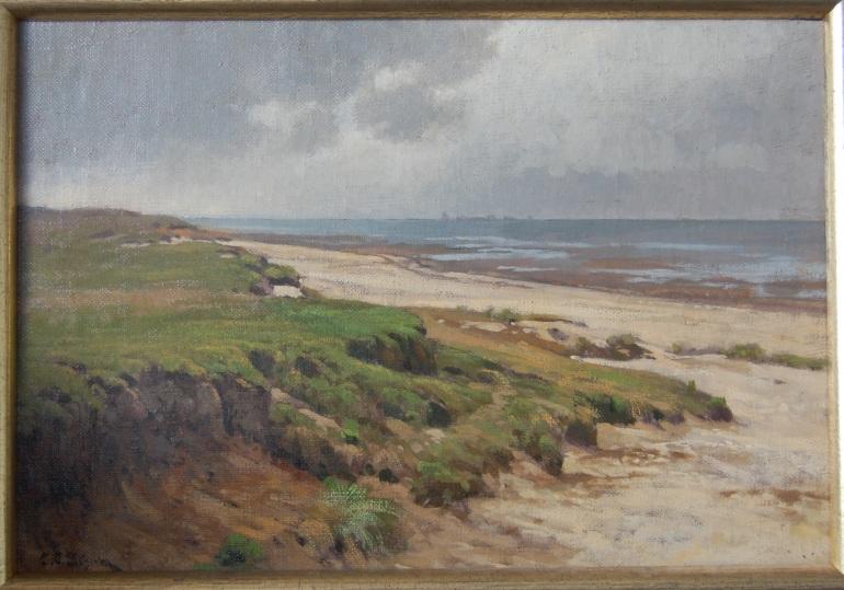 CCSchirm Strand bei Duhnen