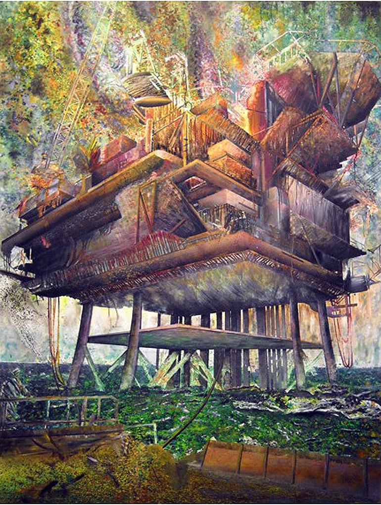 Wolfgang Zandt Monkey Island