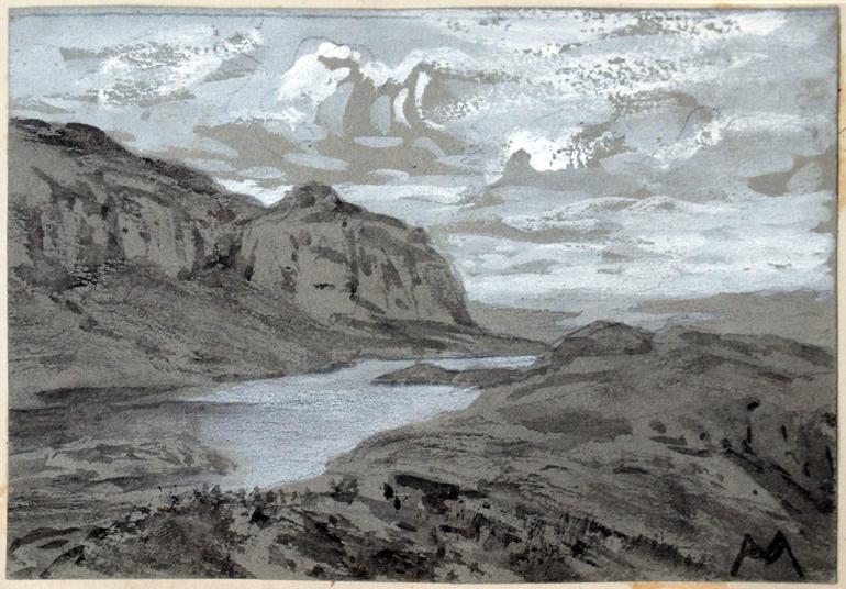 Adolf von Meckel in der Eifel