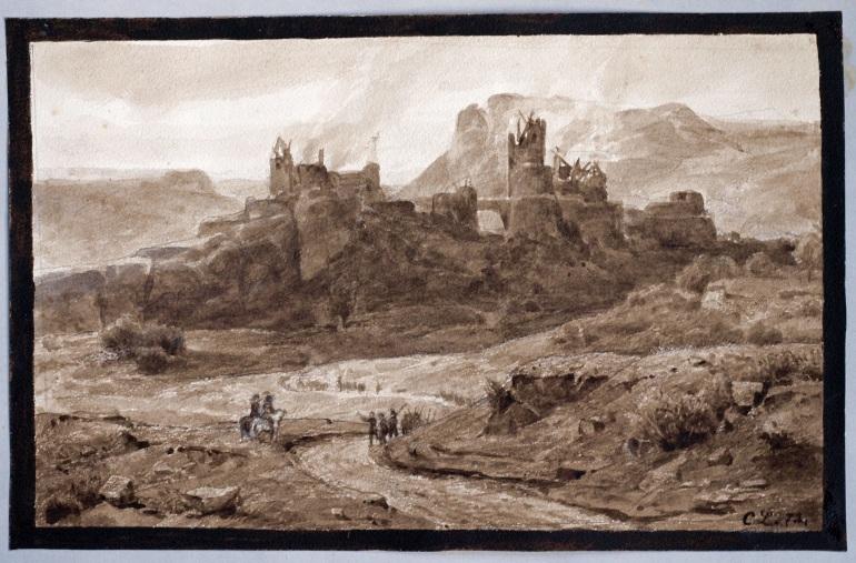 Conrad Lessing Burg