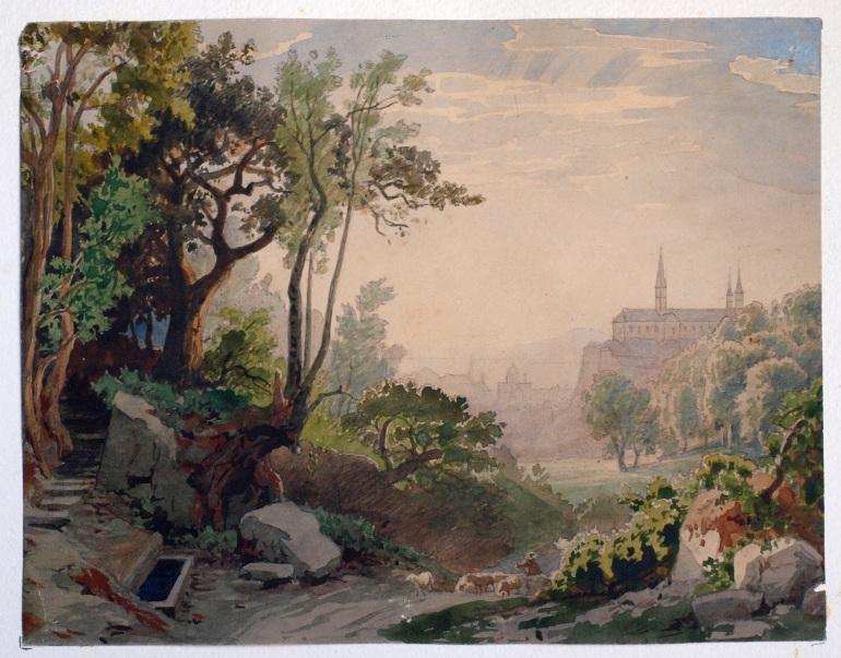 Johann Wilhelm Schirmer Landschaft