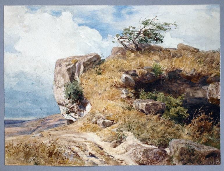 Max Wilhelm Roman Felspartie