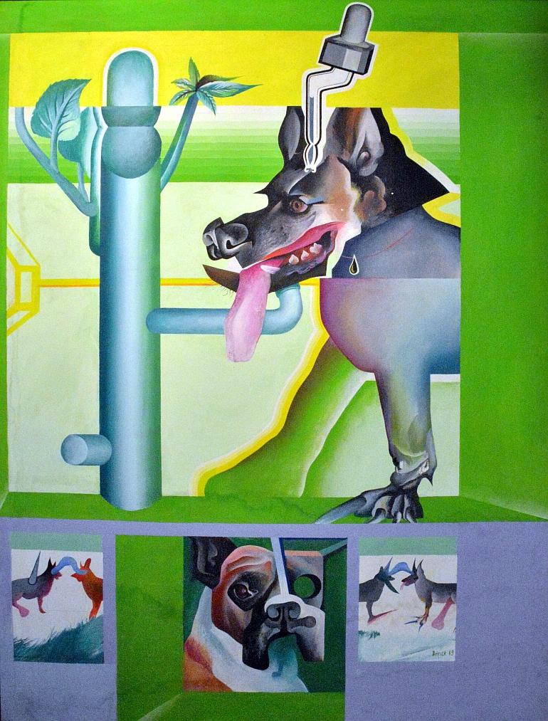 Wolfgang Petrick - Deutsche Hunde